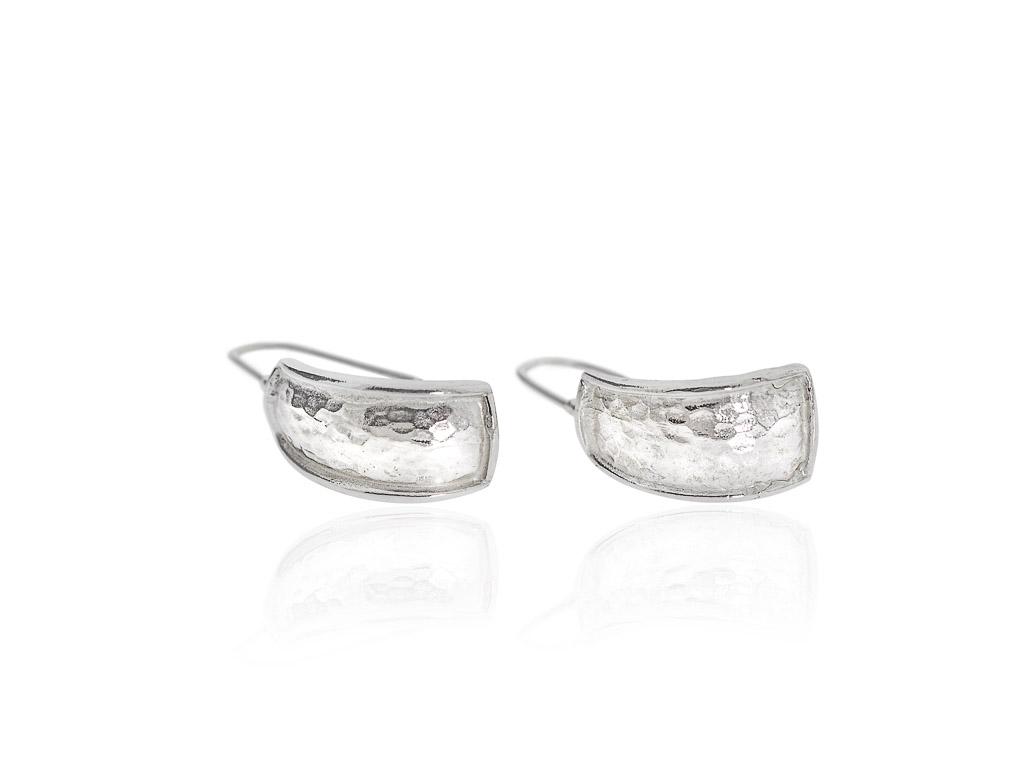 Trapeze│Sterling Silver earrings