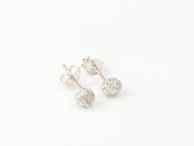 Rose seeds | Sterling Silver earstuds