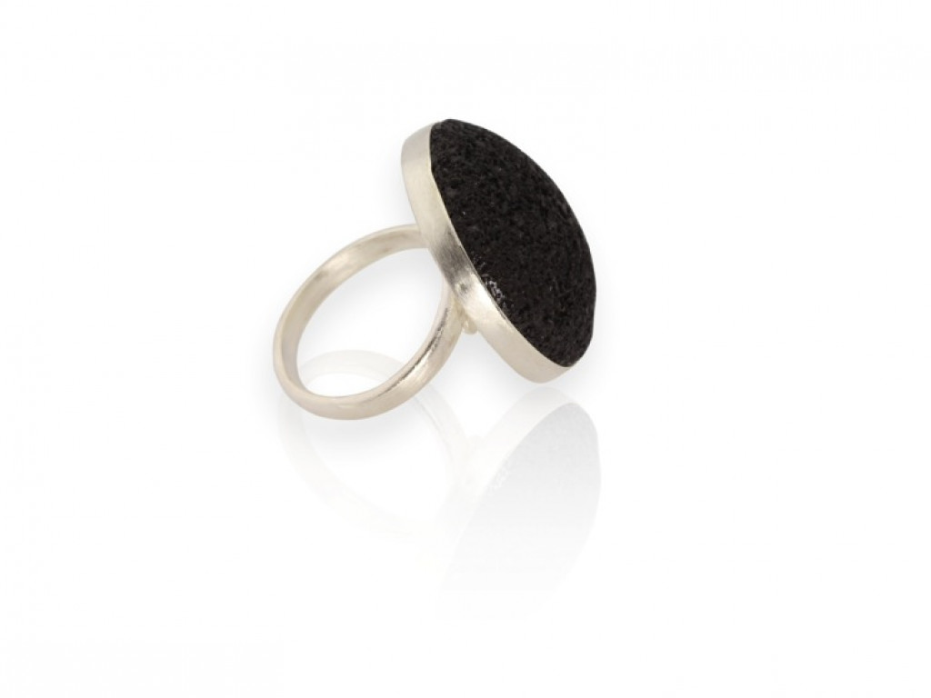 Lava - Sterling Silver ring (sold out)