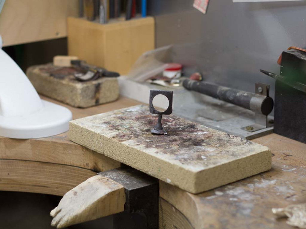 JEWELLERY WORKSHOP | Make your own 2 rings