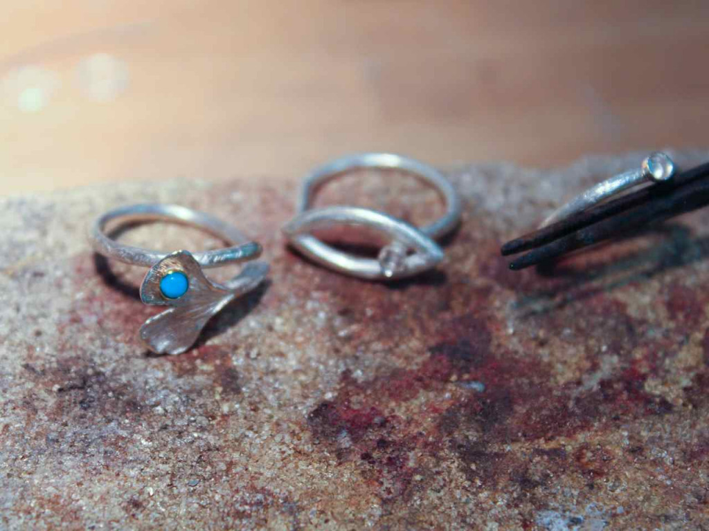 Ring Re-sizing Silver rings