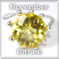 November - TOPAZ/CITRINE