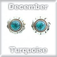 December - TURQUOISE/TANZANITE