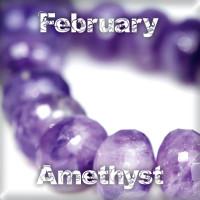 February - AMETHYST