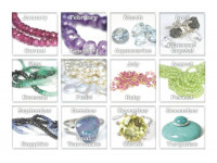 Find your personal Birthstone | Sorted by month
