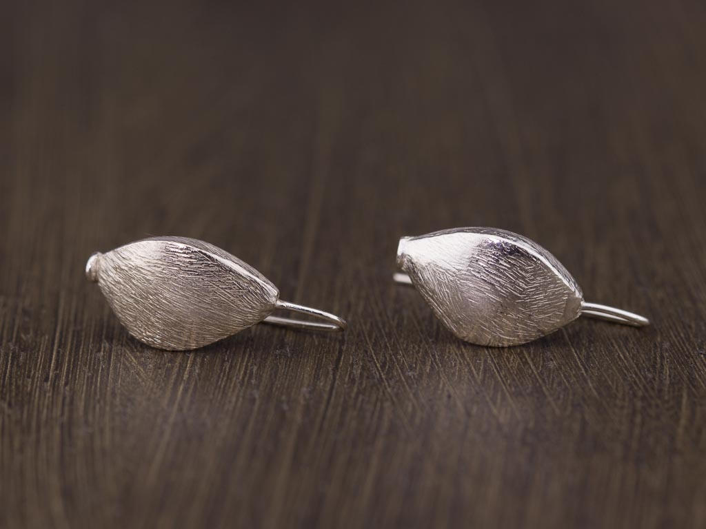 FLOWER BUDS | Sterling Silver earrings (Sold Out)