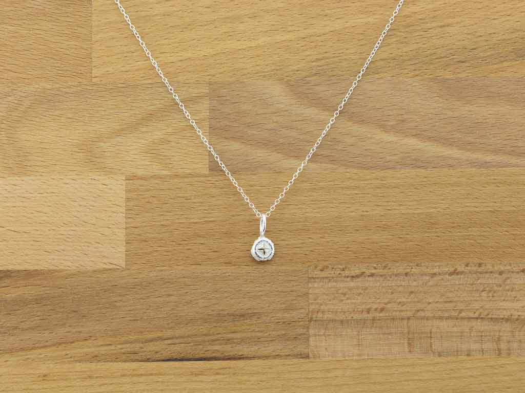 EUCALYPTUS PULVERULENTA | Sterling Silver Necklace (made to order)