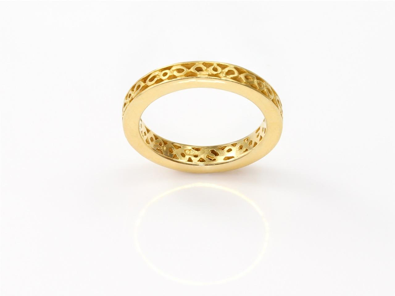 Roman Greek Style Gold Ring