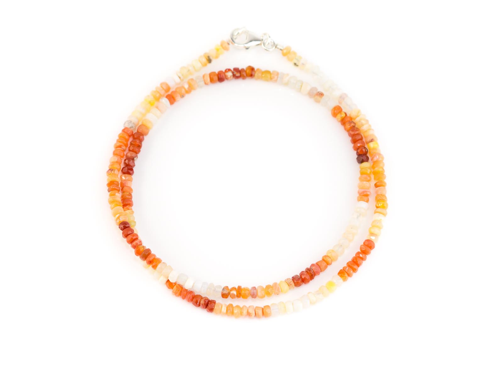 shop ethiopian welo opal georarities fire necklace